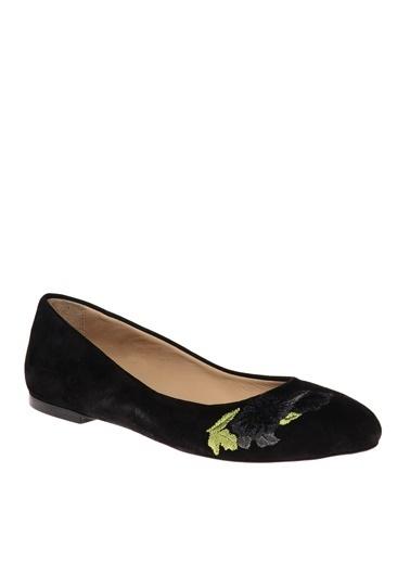 Fabrika Baskılı Klasik Ayakkabı Siyah